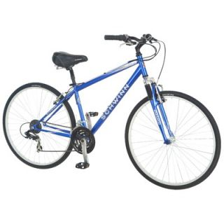 Schwinn Mens 700C Merge Hybrid Bike
