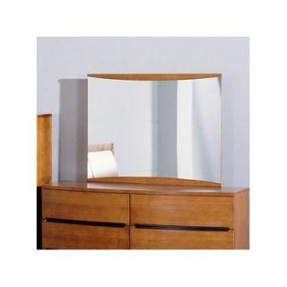 Hokku Designs Maya Rectangular Dresser Mirror   Maya Espresso Mirror
