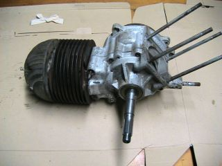 Harley Davidson Golf Cart Gas Engine Rebuilt