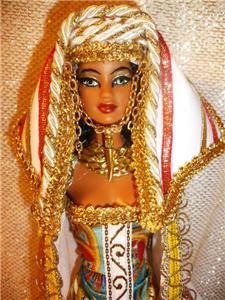 hatshepsut egyptian queen pharaoh barbie doll ooak