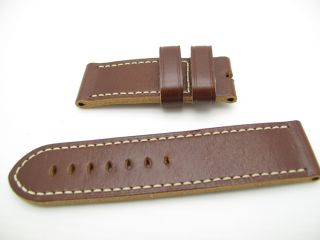 Panerai PAM372 Brown Calf Skin Strap Pam 372 Strap Only