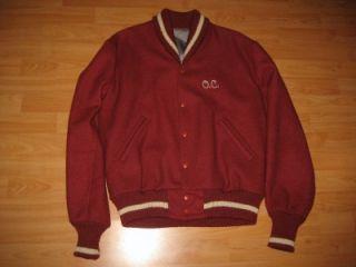 1950s Hawthorne Gophers MC Motorcycle Car Club Jacket L XL