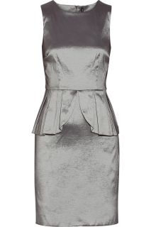 W118 by Walter Baker Courtney metallic brocade peplum dress