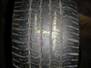 P265 70R17 Goodyear Wrangler St Tire 4