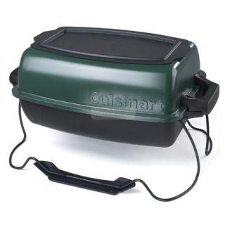 Cuisinart CGG 080 Griddle N Grill Portable BBQ Gas Grill Tailgating