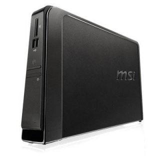 New MSI Desktop Barebone Intel Core GB LAN HDMI RAM PC GHz Windows CPU