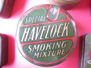 Tobacco Tins Main Top Bugler Patrol Boat Havelock Perlas Etc
