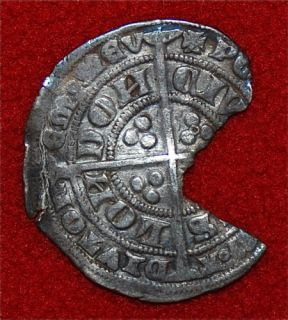 1327 1377 England Great Britain – 1 Groat