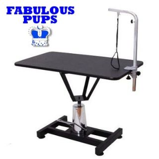 Pet Grooming Table Hydraulic Pet Table Dog Cat Grooming Pet Baths