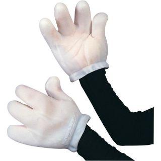 Cartoon Hands Big Jumbo Mario Costume Gloves Vinyl