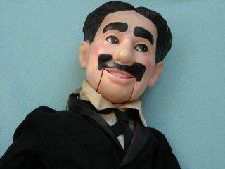 Groucho Marx 30 Dummy Ventriloquist Puppet Doll