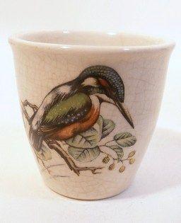 Vintage Lancaster and Sandland Ltd Hanley Staffordshire Egg Cup with