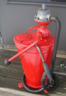 ARO Gear Lube Hand Pump Vintage Gas Station