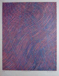 Stanley William Hayter Aine Dark Sea Engraving s N