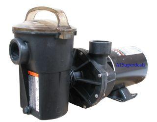 Hayward PowerFlo LX 1 HP 1HP SP1580 Swimming Pool Pump