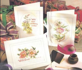 Beautiful HAPPY BIRTHDAY GREETING CARDS ~~ C S Pattern
