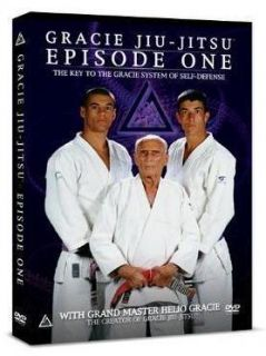Gracie Helio Gracie Jiu Jitsu Episode 1 DVD