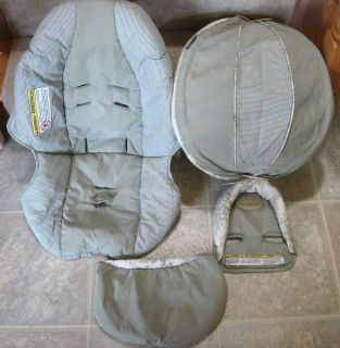 Graco SnugRide Infant Car Seat Replacement Cover Windsor