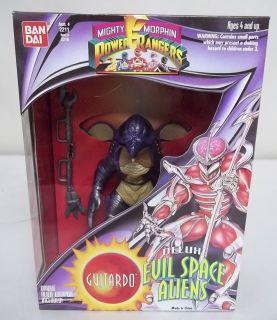 1994 Ban Dai Mighty Morphin Power Rangers Guitardo Deluxe Aliens