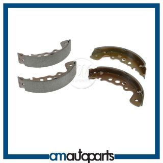 Chevy Tracker Suzuki Grand Vitara Rear Drum Brake Shoes Kit Set
