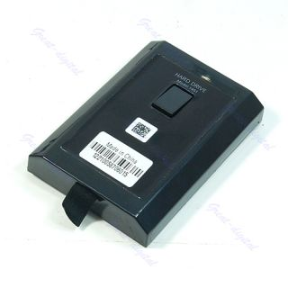 New Hard Disk Drive HDD Case Shell Fr Xbox 360 s Slim