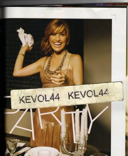 Mariska Hargitay InStyle Magazine 05 6PGS Life of Party