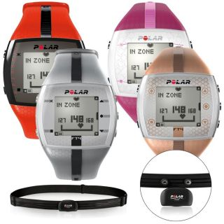 Polar FT4 Fitness Heart Rate Monitor Watch Mens Womens Various
