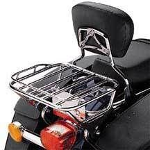 Harley Davidson Detachable Two Up Luggage Rack