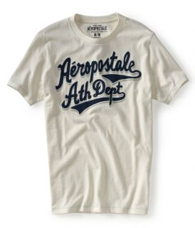 Aeropostale Mens ATH Dept Graphic Tee Style 3791