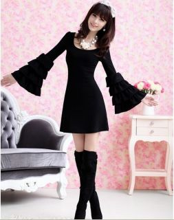 Dress Vestido Cute Kawaii Black Negro Korea Japan Fashion Harajuku