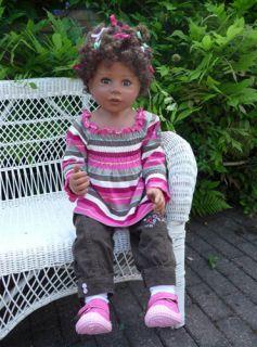 Monika Levenig Hard to Find Madelyn Masterpiece Dolls All Vinyl