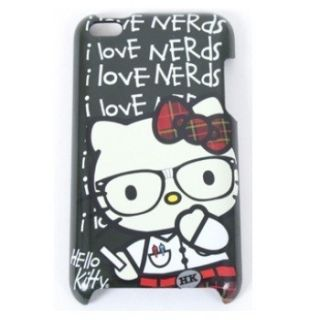 Hello Kitty I Love Nerds Board iPod Touch 4G Case