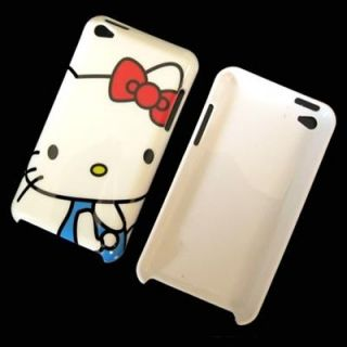 Hello Kitty Hard Back Case Cover Skin for iPod Touch 4 4th 4G Gen