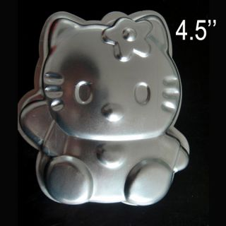 115mm 100mm Large 3D Hello Kitty Cake Mold Molds Pan Bakeware Baking