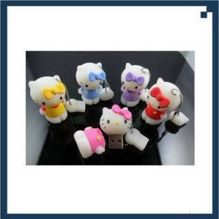8g 8GB Hello Kitty Memory Stick USB Flash Drive