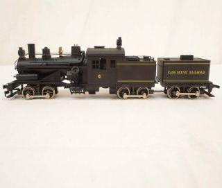 AHM/Rivarossi Three Truck Heisler Loco (Cass Scenic Railroad.)