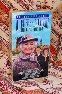 Murder with Mirrors Helen Hayes Bette Davis Tim Roth 085391722830