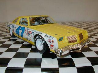 Harry Gant #47 Race Hill Farm Oldsmobile 1/24 CWC 1980 Winston Cup