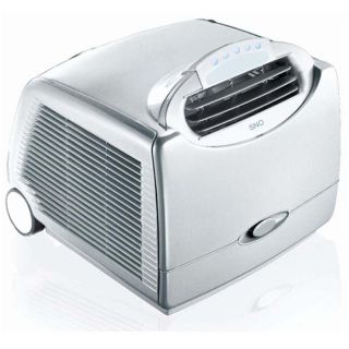 The Whynter GREEN ARC 13S portable air conditioner features the ECO
