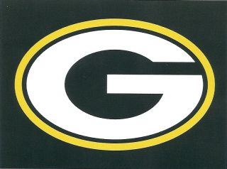 Green Bay Packers Decal Stickers Great Gifts Super Bowl