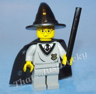 minifig Harry Potter 4701 The Sorting Hat Lego Hogwarts MiniFigure