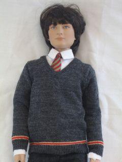 Tonner Harry Potter at Hogwarts 17 Doll Figure w Box Goblet of Fire