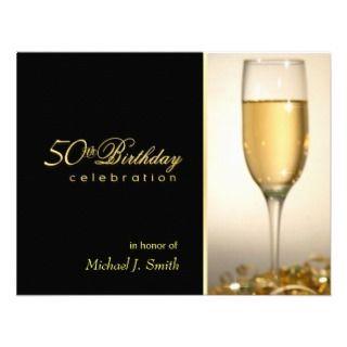 50.o Invitaciones de la fiesta de cumpleaños   mon Comunicado de