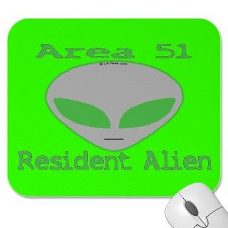 Area 51 Resident Alien. Nevada USA UFO base Area 51 Earth home to