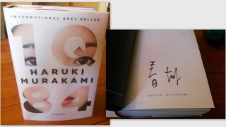 Signed Limited Edition 1Q84 by Haruki Murakami 1st 1st U s Printing