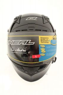 Neal Tirade Bluetooth Racing Helmet Size Large