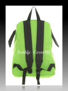 Invader Zim Gir Dog Suit Head Ears Backpack Satchel Bag