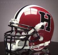 harvard crimson schutt authentic football helmet if you think this