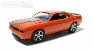 Greenlight Collectibles 1 64 Scale Orange 2008 Dodge Challenger SRT8