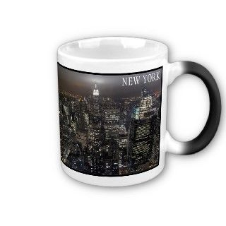New York Souvenir Cup / Mug Grand Central Station New York Night